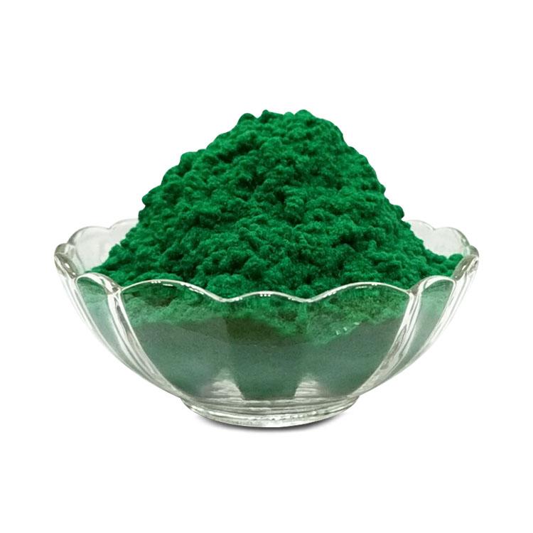 7057纤维绿色毛点 普通级