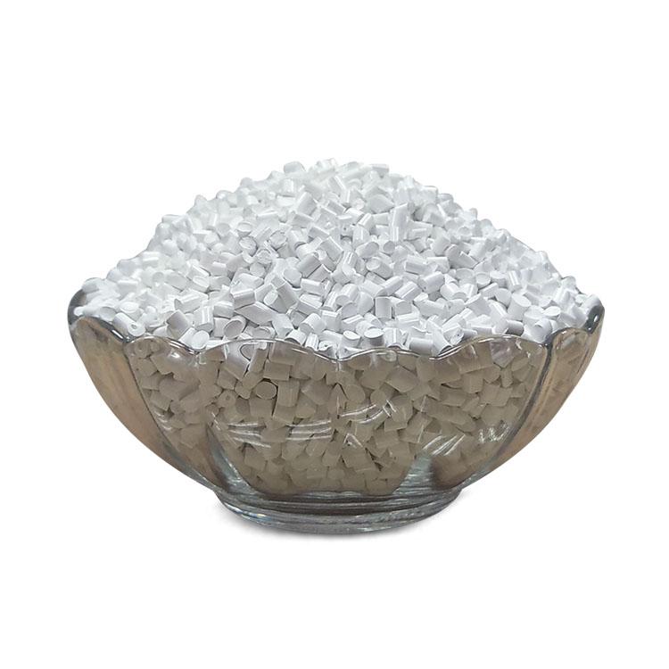 9709白色母粒(ABS载体 钛白粉55%含量)