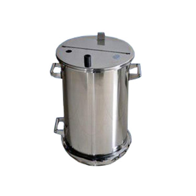 9807不锈钢打粉桶30公斤