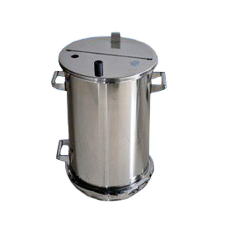 9805不锈钢打粉桶10公斤