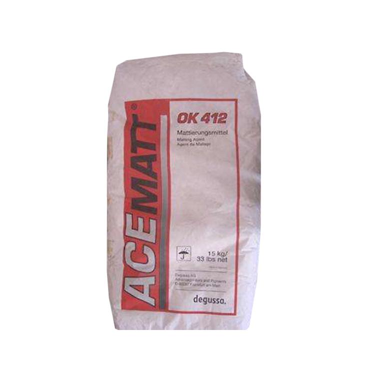 OK412消光粉 德固赛 (通用型溶剂、水性涂料、油漆应用)