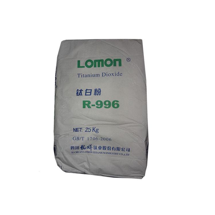 LR-996钛白粉(龙蟒)涂料油墨应用