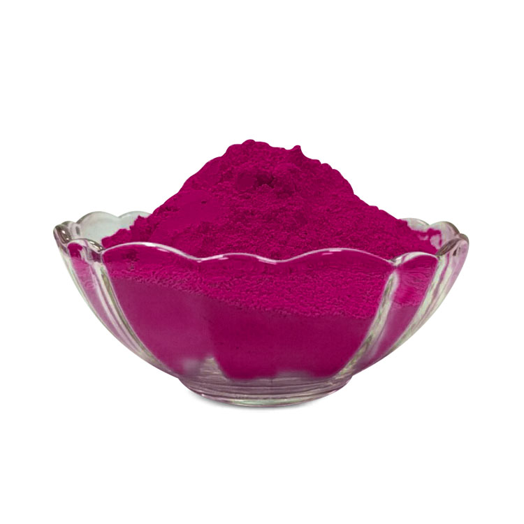 Hostaperm-Rosa E (科莱恩122玫红)油墨涂料应用